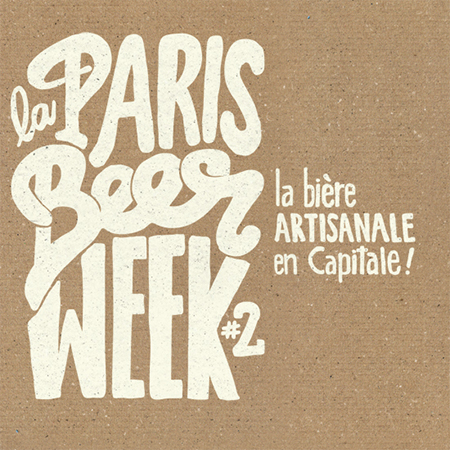 Paris Beer Week Logo