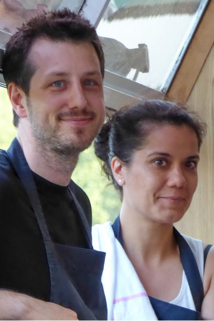 Darin and Sandriene Bieck, Founders of Little Kitchen