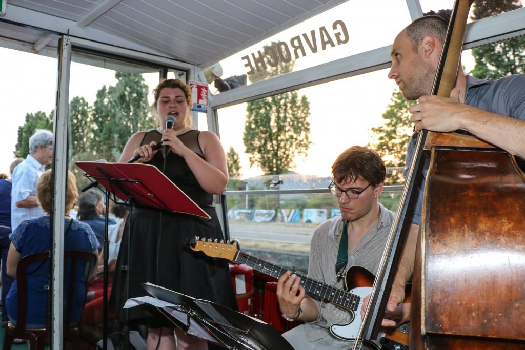 Kalani Trio - Caroline Wyatt - Arthur Links - Gabriel Midon
