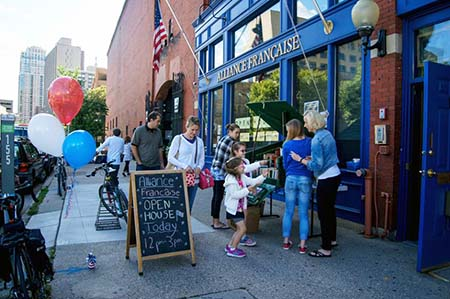 Alliance Française of Minneapolis - St Paul Open House