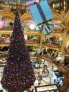 Galerie Lafayette Christmas tree 2010_2