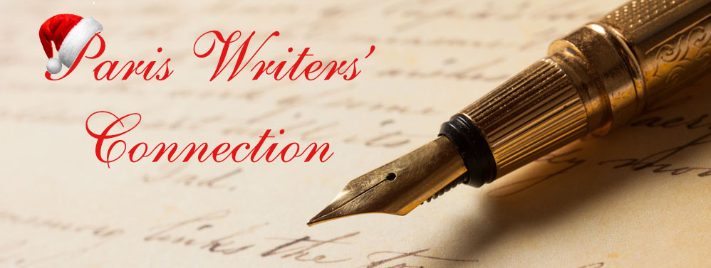 Christmas Header for Paris Writers Connection