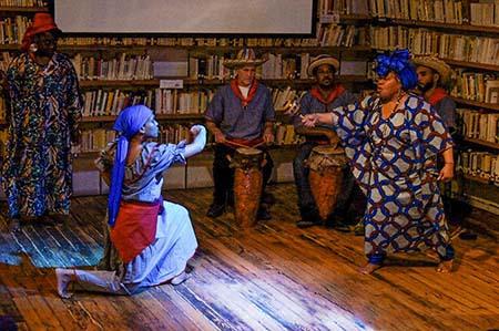 Haïtian Performance - Le Mois de la Francophonie