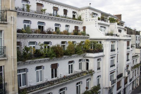 Henri Sauvage's Stepped-terrace Apartment Building