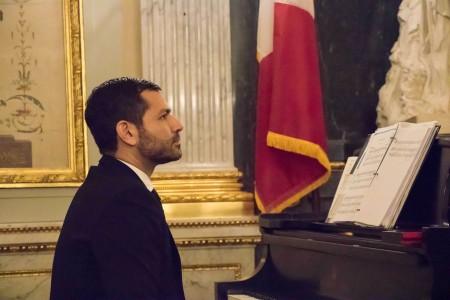 Daniel J Ernst, Pianist