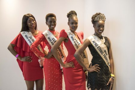 Miss Afro-Ethnic France 2016