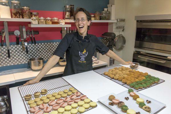 Chef Sarah Tyler