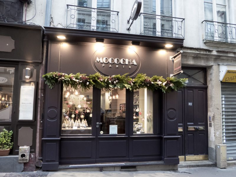Christmas at Mococha Chocolats