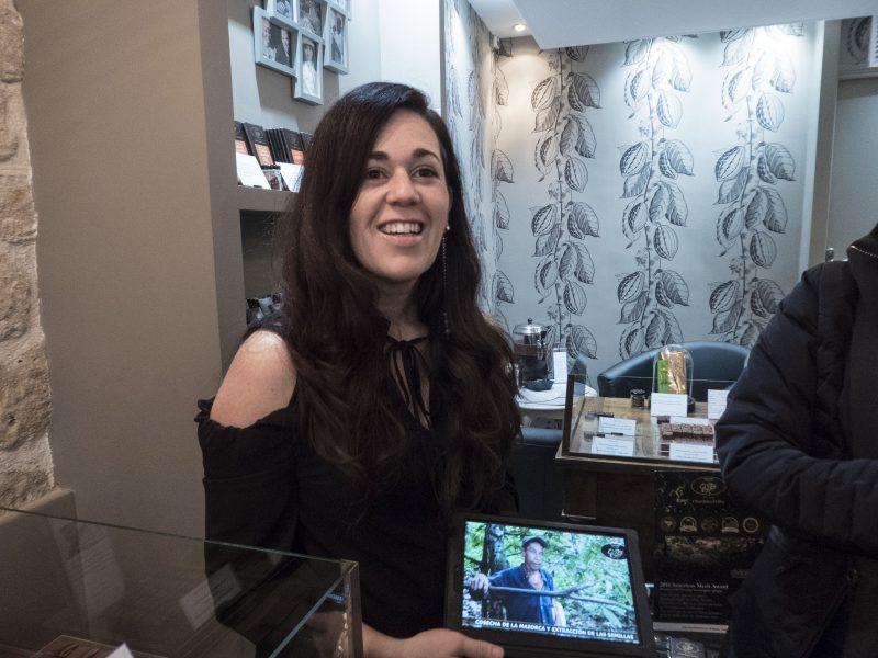 Sheila Pinto Castilla Presents El Rey Venezuelan Chocolates
